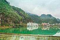 流水仙谷山