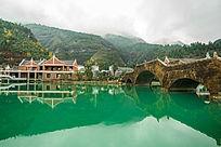 仙谷山古桥