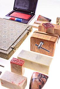 印床印泥和篆刻工具