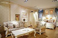 豪华欧式家具展厅