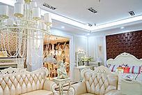 欧式风格家具展厅