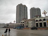 抚远县建筑