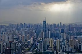 深圳城市全景