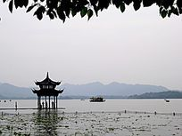 西湖集贤亭