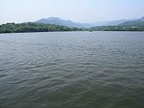 西湖山水风景