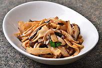 蒜香小炒菇