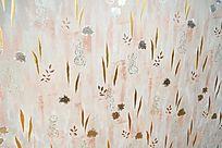 素雅的壁纸纹理高清拍摄