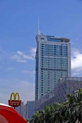 深圳建筑风光