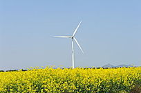 风力发电节能能源图片