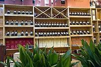 酒窖陈列架