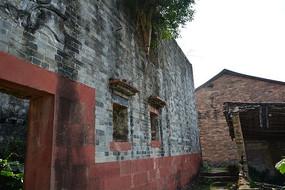 矢量古建筑素材
