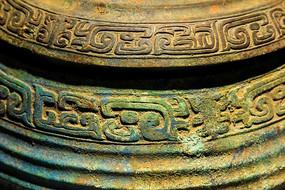 古董青铜器