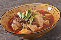 肥肠炖豆腐
