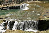 黄果树白水河小瀑布
