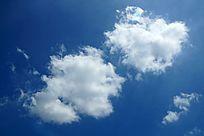 蓝天白云高清拍摄素材
