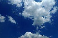 蓝天白云高清素材