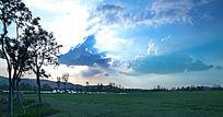 苏州石湖景区风光