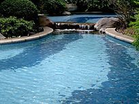 住宅小区游泳池