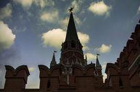 俄式城堡尖顶