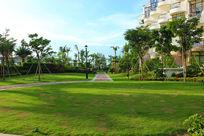 海口荣域小区建筑与绿化景观