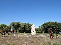 靺鞨民族文化园