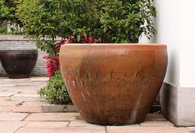 宁波十七房有缸小院景