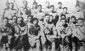 1944年东北抗联远东教导旅