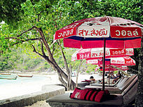 泰国普吉岛凉椅