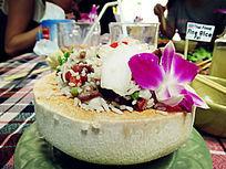 泰国椰子饭