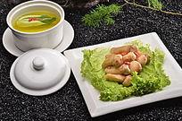 养颜山菌汤