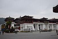中国传统建筑风光