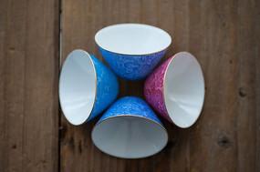 美丽的茶具
