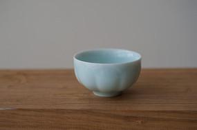 玉质磁茶杯
