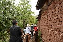 茶马古道路线