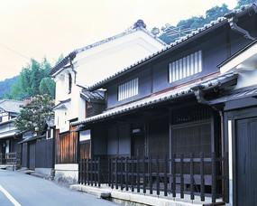 江南小镇房屋