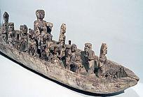 渔业丰收巫术祭祀船