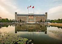 郑州大学校园