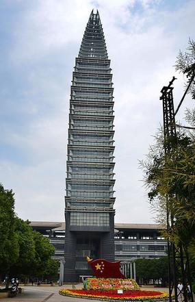 五华区区政府办公楼