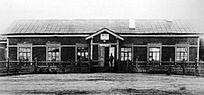 1920年代满洲里中国海关
