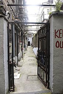 安静的小巷子