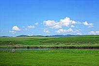 额尔古纳河流域