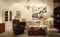 英式客厅沙发