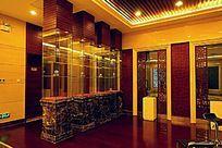 高端银行产品展示厅