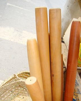 日常用品中擀面杖