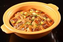 香煎客家豆腐煲