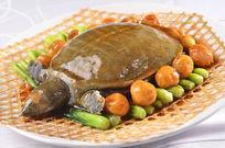 小土豆烧甲鱼