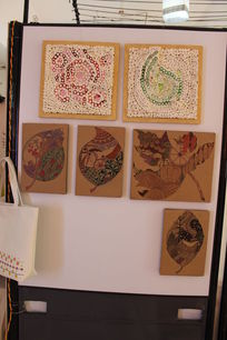 卷纸艺术及手绘