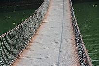 来宾金海公园铁索桥