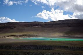 西藏高原的绝美风光