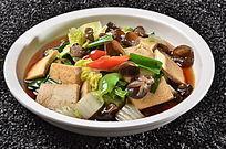 白菜木耳豆腐